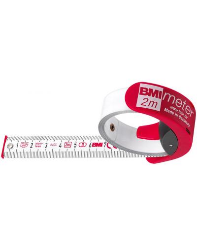 Cinta métrica enrollable BMI 3m