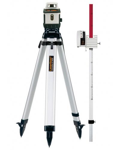 Laserliner Aquapro 120 + Trípode + Mira
