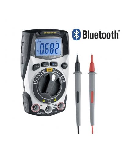 Laserliner MultiMeter Pocket XP Bluetooth