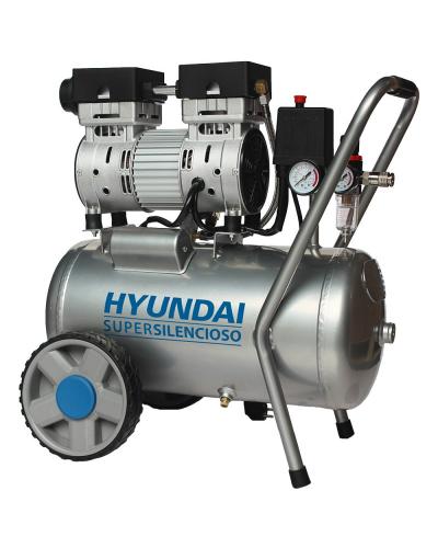 Compresor silencioso Hyundai 24L