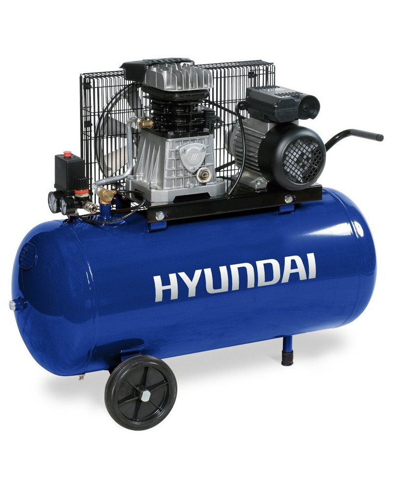 Compresor correas Hyundai 3HP