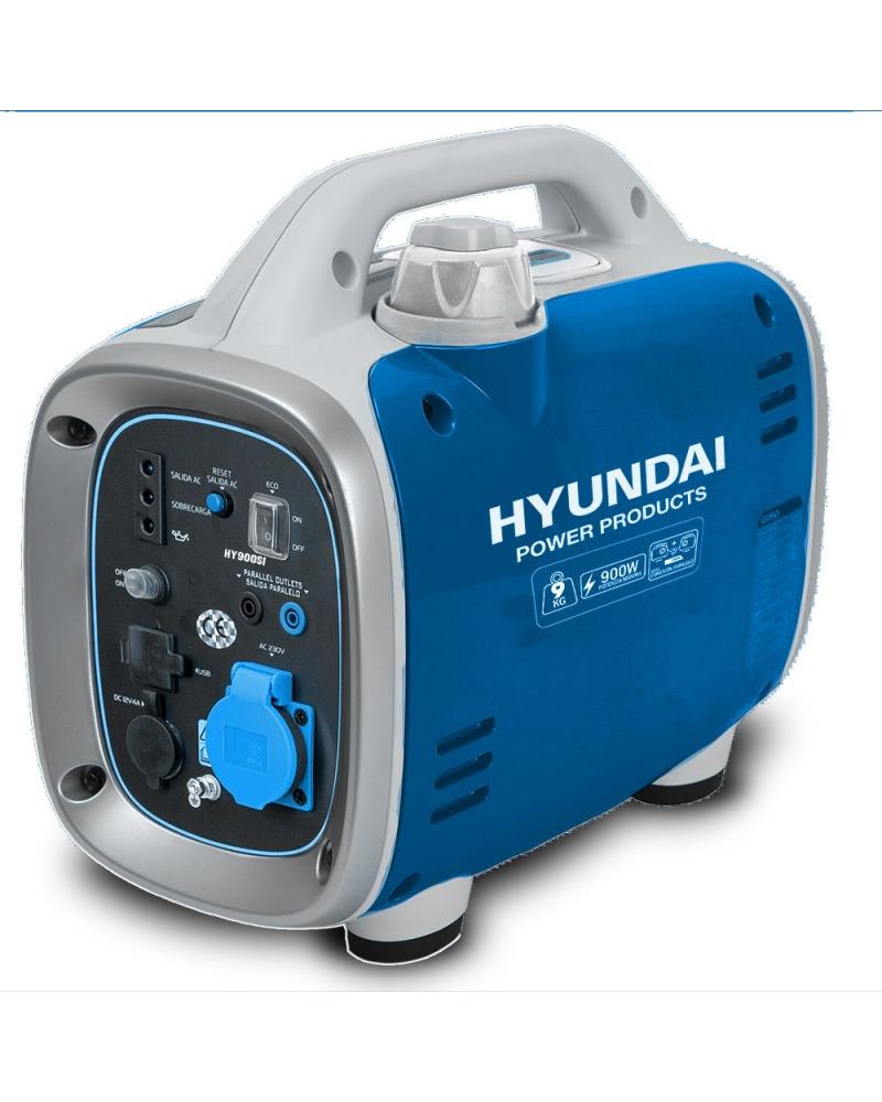 Generador Inverter Hyundai 900W