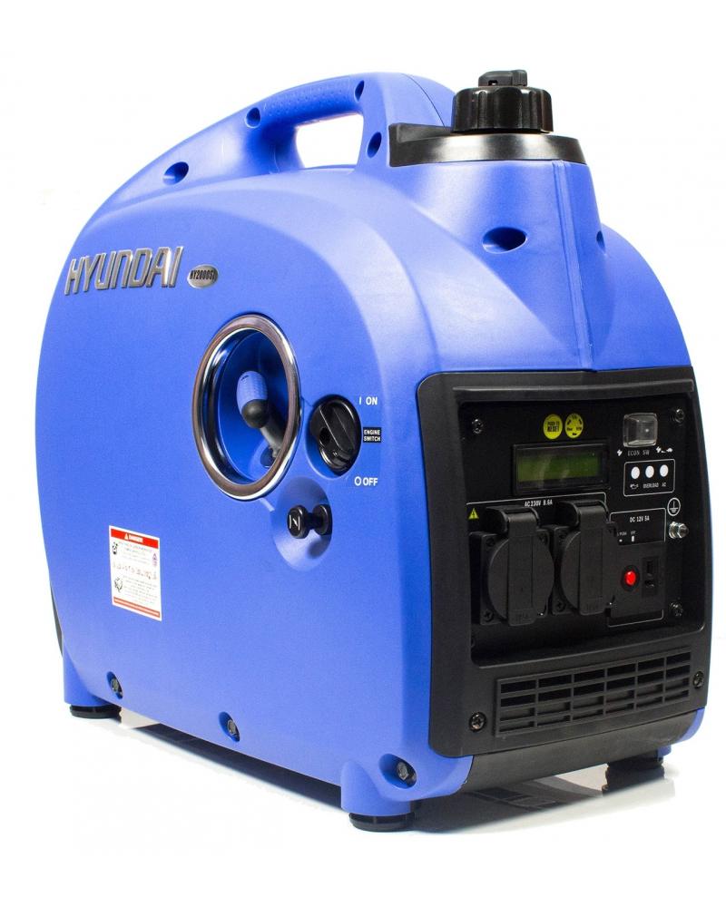 Generador Inverter Hyundai 2000W