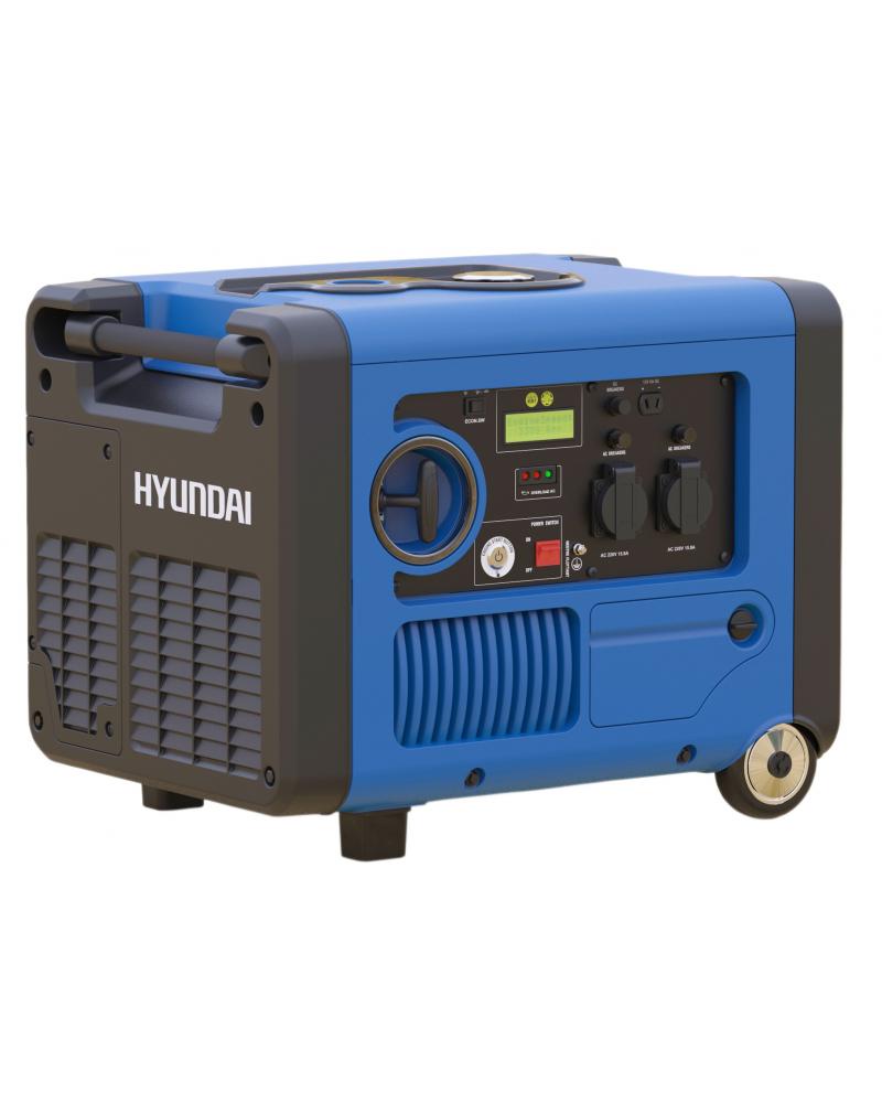 Generador Inverter Hyundai 4000W