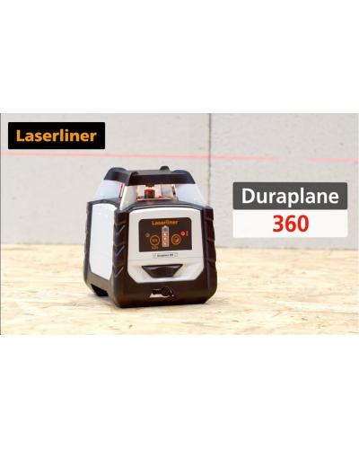 Laserliner Duraplane 360 RX SET