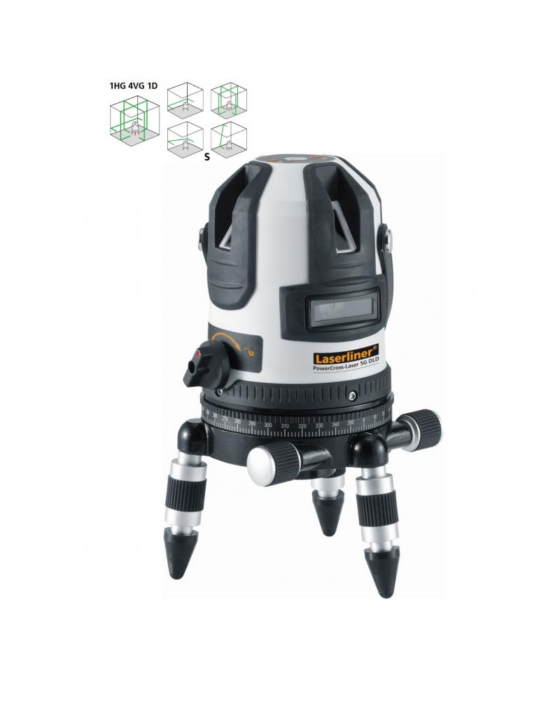 Laserliner PowerCross-Laser 5G