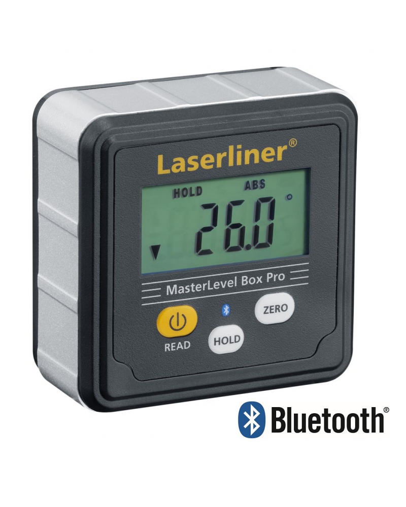 Laserliner MasterLevel Box Pro